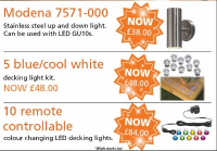 Monthly Lighting Special from Spring Electrical @SpringEwell