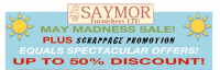 May Madness at Samor
