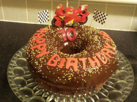 TT Giant Doughnut Cake Special Offer £25