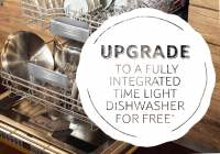 Free Neff Dishwasher Upgrade