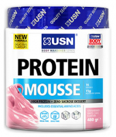FREE USN Protein Mousse worth £26.99!