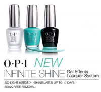 O.P.I Infinity Collection Pop in and see our range
