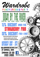 Strawberry fair offers