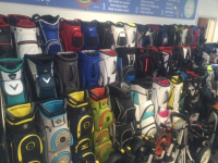BAG AMNESTY AT GUERNSEY GOLF SCHOOL