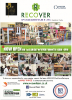 Up to 50% off furniture at Recover, Welwyn Garden City