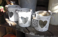 Heart lanterns now only £8.50