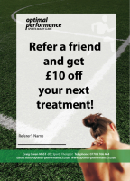 £10 off your next treatment