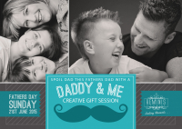 Father's Day Gift Sessions Now Available