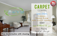 £120 to clean your lounge, dining room and hall-stairs-landing carpets
