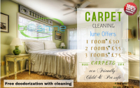 Home cleaning offers from Bioshine