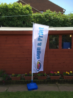 2 FLAGS FOR £99.50 + VAT (NORMAL PRICE £75 + VAT EACH)