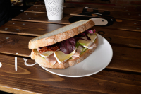 Italian Panni and any Coffee for just £4.99