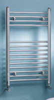 500x800 Towel Radiator, Chrome only £35 incl VAT, RRP £72.66
