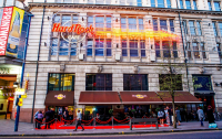 20% off All Food & Soft Drinks at Hard Rock Cafe