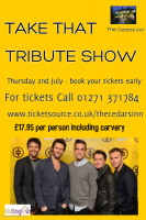 Get 6 TIckets for the Price of 5 to see Take That Tribute Act