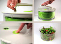 Save £7 on the Chef'n Large Salad Spinner