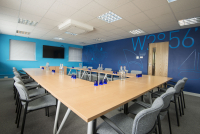 Special Offer on hotdesking & room hire for October only.