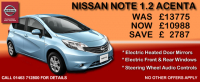 Nissan Note Acenta - offer