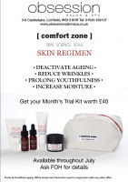 Your chance to try Skin Regime trial kit worth £40