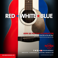 Celebrate everything Red White & Blue on the 4th July