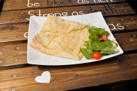 Savoury Crepe and Drink Deal