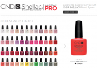 Shellac Hand Nail Treatment just £15.00