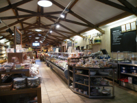 The cheese counter at Packington presents ...