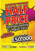 Half Price Firecracker & Main Game