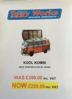 Kool Kombi reduced £150! at Towy Works Ltd