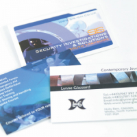 HALF PRICE FABU-GLOSS BUSINESS CARDFOR JUST £49