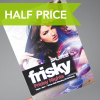 HALF PRICE GLOSS FROMO FLYERS FROM £38