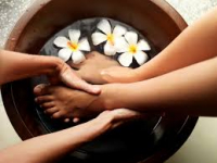 Pedicure with O.P.I Nail Polish £25