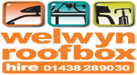 15% off your first hire with Welwyn Roofbox Hire this Autumn/Winter