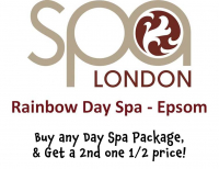 Buy any Day Spa Package, & Get a 2nd one 1/2 price! Rainbow Day Spa