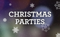 PRIVATE PARTIES INCLUSIVE OF ALL YOU NEED - £1,500 FOR 100 PEOPLE