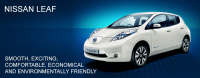 ONLY FIVE AVAILABLE AT THIS PRICE! NISSAN LEAF TEKNA 3.5KW JUST £189 PER MONTH