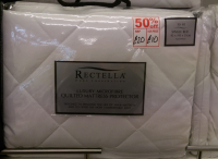 RECTELLA BEDDING PRODUCTS UP TO HALF PRICE