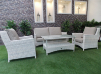 £600 OFF THE QUINTA LOUNGE DINING SET AT NEWBANK GARDEN CENTRE