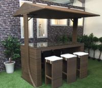 AMBROSIA OUTDOOR BAR SUITE WAS £1,999 / NOW £1,299