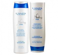 LANZA HEALING PURE SHAMPOO AND CONDITIONER