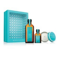 MOROCCANOIL HOME & TRAVEL GIFT PACK