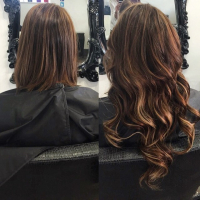 Full Head of Professional Salon Hair Extensions from just £180