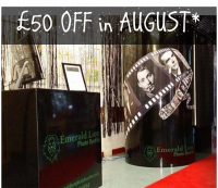 Limited Time Offer - £50 Off!