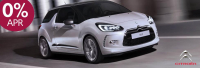 CITROEN DS3 1.2 PURETECH 110HP  D-STYLE £199 DEPOSIT AND JUST £199  PER MONTH