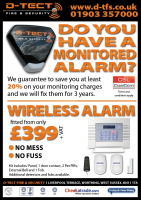 Wireless Alarm Offer