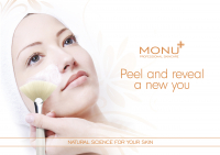 Monu Plus Peel Facial - £35