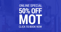 MOT Tests: 50% off at Supertyres Motorists Centre