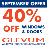 40% OFF Windows & Doors