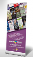 Pull up Banner Special Offer