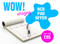 Amazing NCR Pad Offer